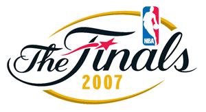 Detroit Pistons - 2006-07 NBA Playoffs Logo
