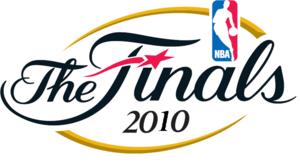Los Angeles Lakers - 2009-10 NBA Playoffs Logo