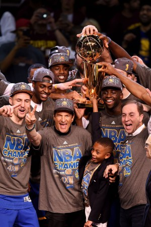 2014-15 Golden State Warriors Season