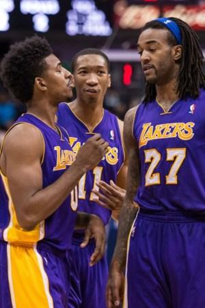 2014-15 Los Angeles Lakers Season