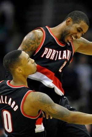 2014-15 Portland Trail Blazers Season