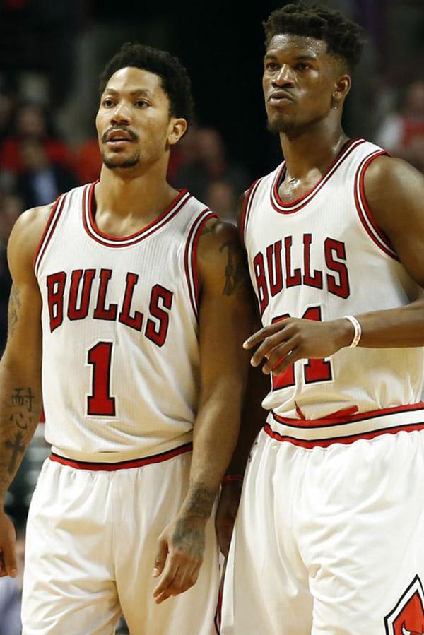 2016 Chicago Bulls season