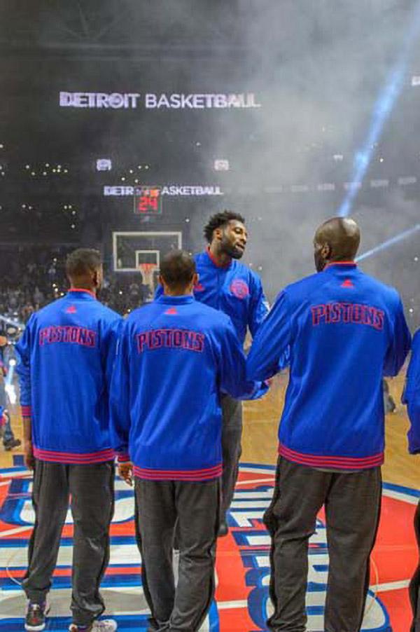 2016 Detroit Pistons season
