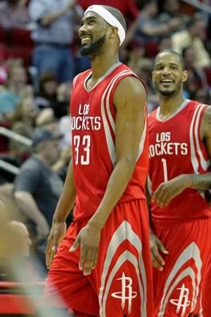 2015-16 Houston Rockets Season
