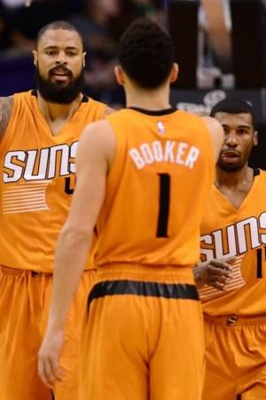 2015-16 Phoenix Suns Season