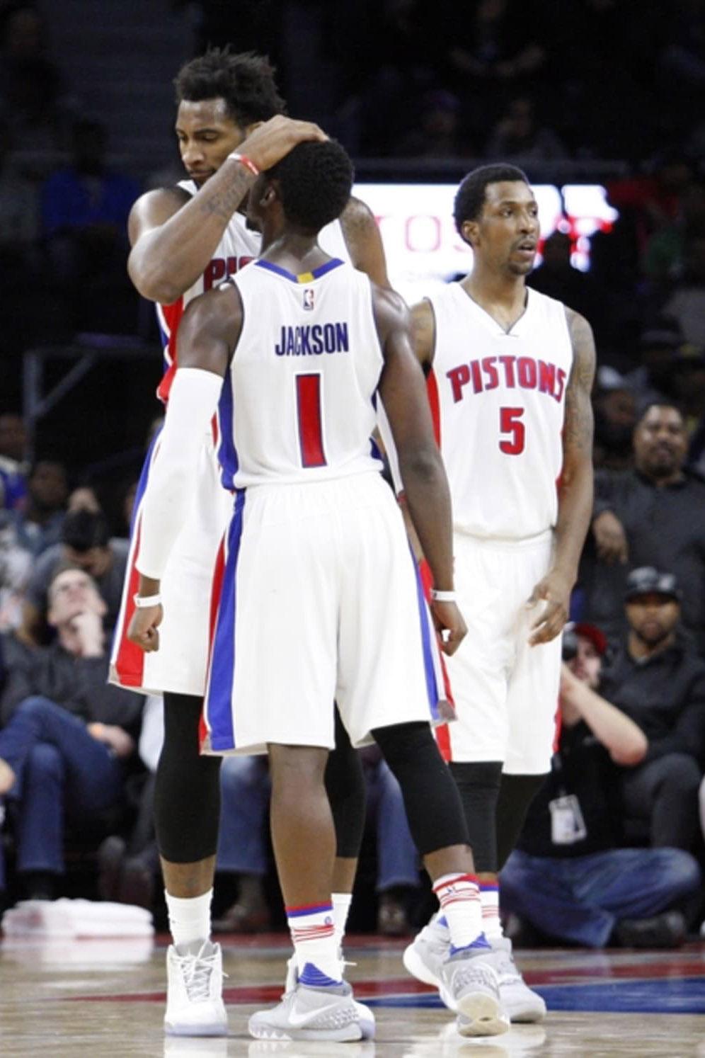 2017 Detroit Pistons season