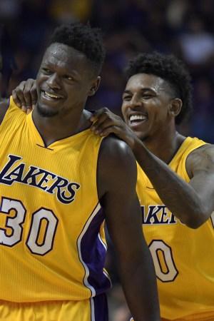 2016-17 Los Angeles Lakers Season