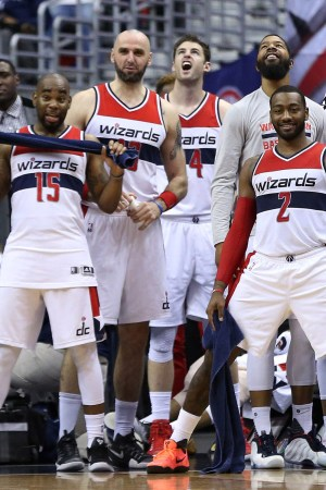 2016-17 Washington Wizards Season