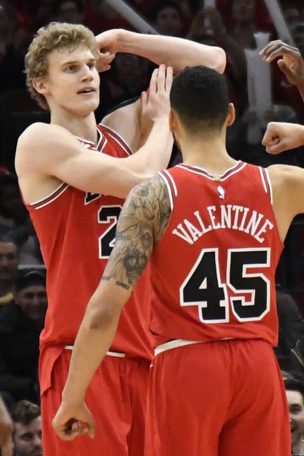 2018 Chicago Bulls season