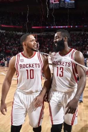 2017-18 Houston Rockets Season