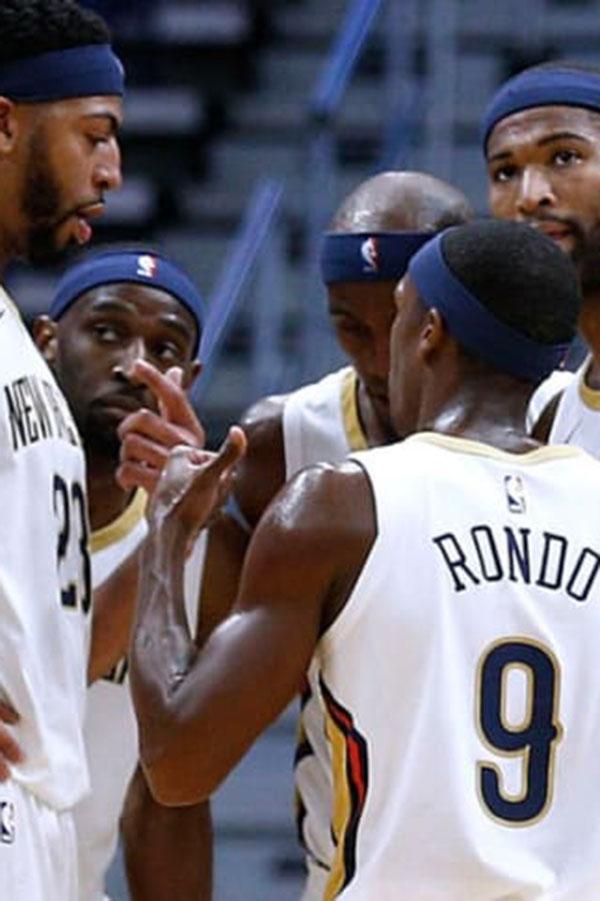 2018 New Orleans Pelicans season