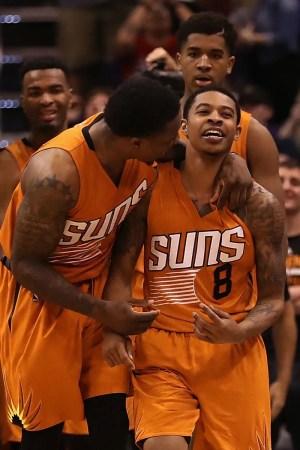 2017-18 Phoenix Suns Season