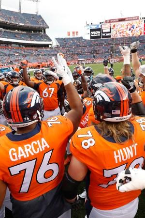 2017 Denver Broncos Season