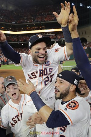 2017 Houston Astros Season