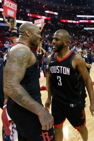 2018-19 Houston Rockets Season