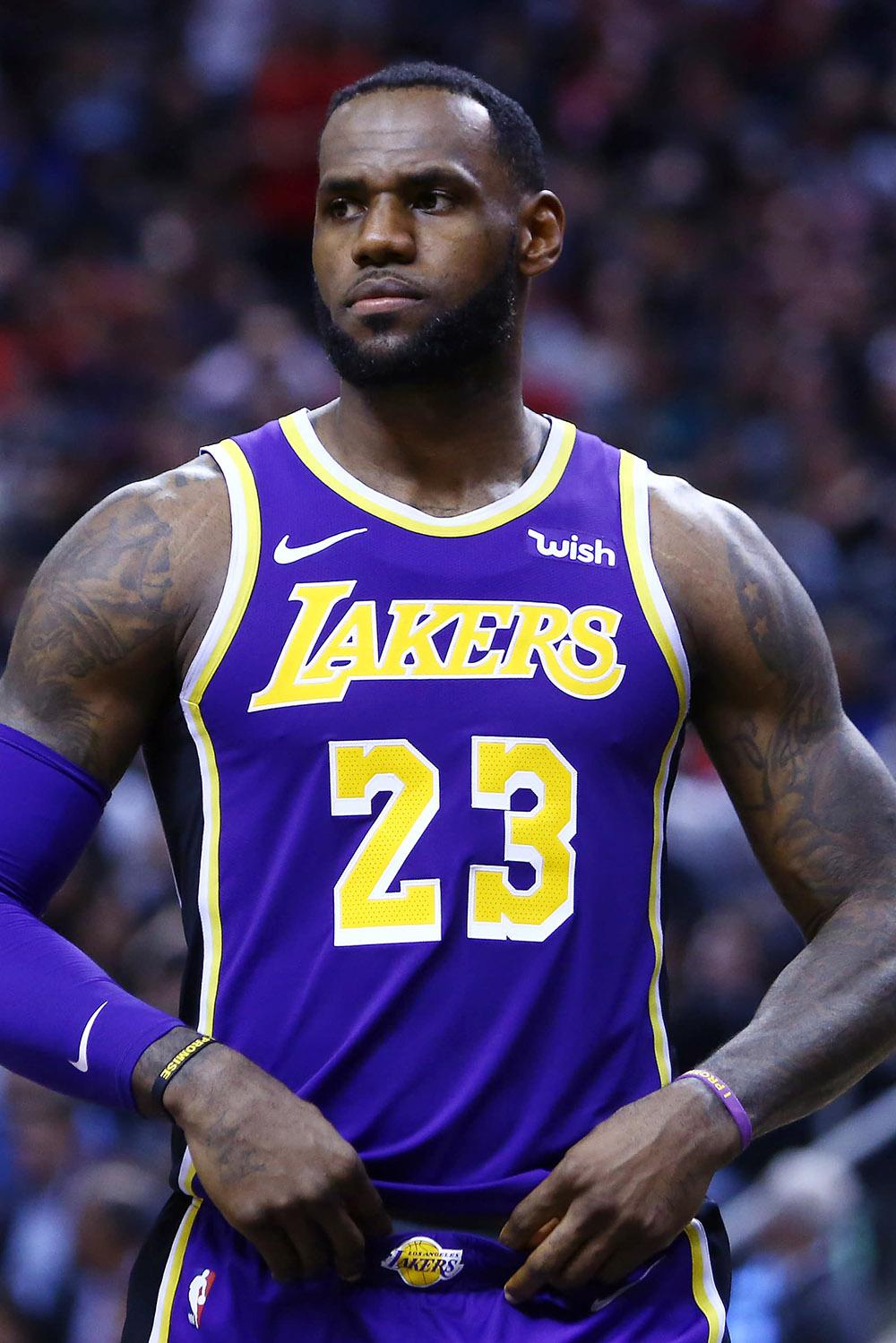 2019 Los Angeles Lakers season