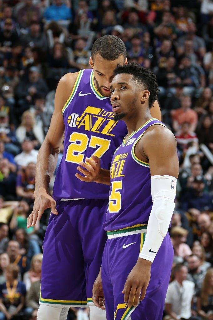 2019 Utah Jazz season