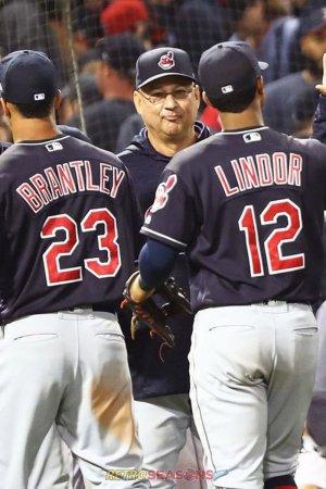 2018 Cleveland Indians Season