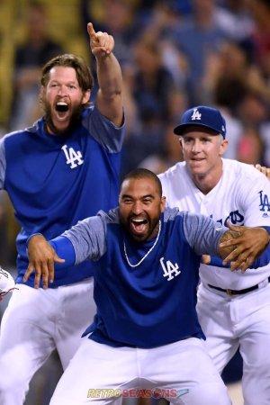 2018 Los Angeles Dodgers Season