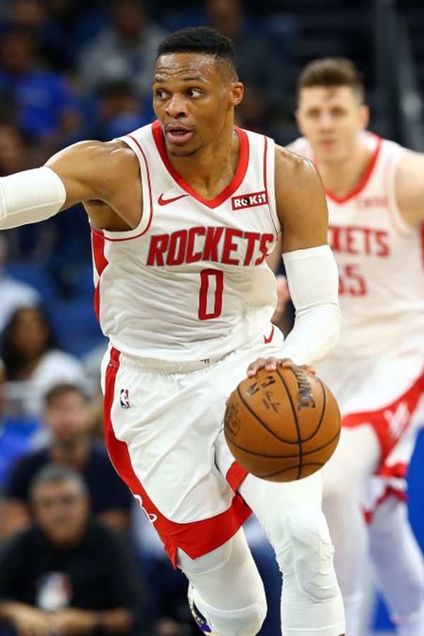 2020 Houston Rockets season