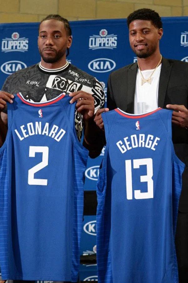 2020 Los Angeles Clippers season