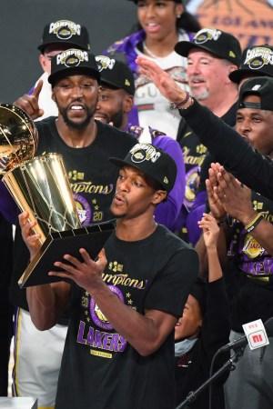 2019-20 Los Angeles Lakers Season