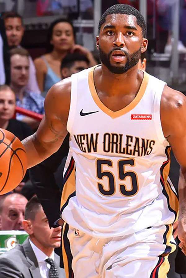 2020 New Orleans Pelicans season