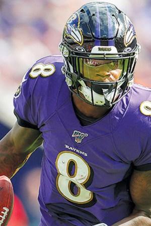 2020 Baltimore Ravens Season