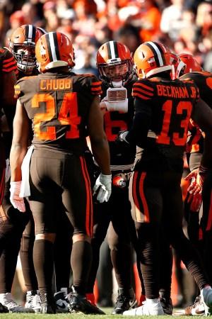 2020 Cleveland Browns Season