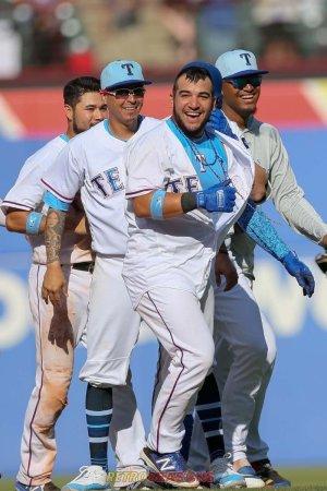 2020 Texas Rangers Season