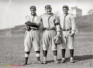 Bench players of the 1913 Senators