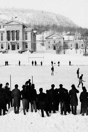 1883-84 Montreal Wanderers Season
