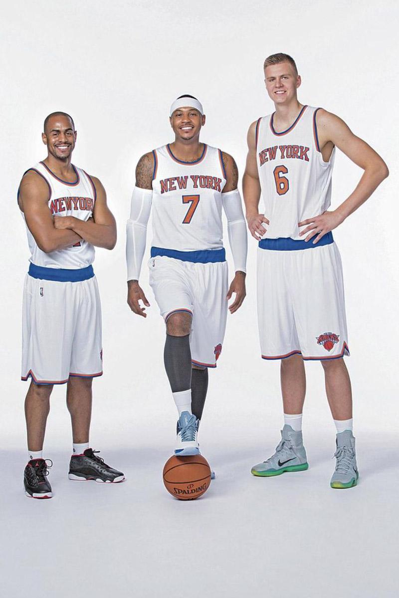 2016 New York Knicks season
