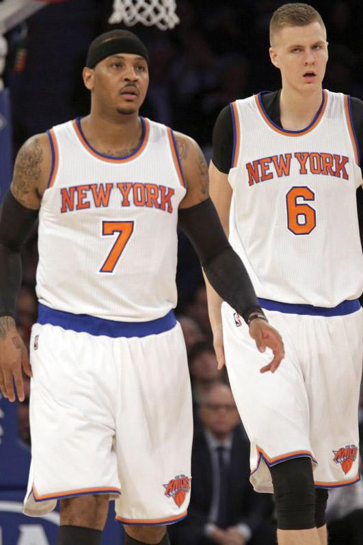 2017 New York Knicks season