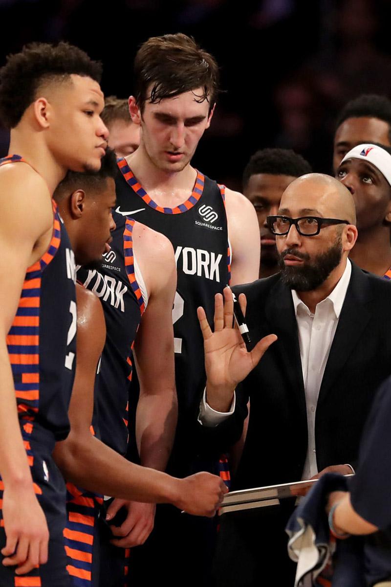 2019 New York Knicks season