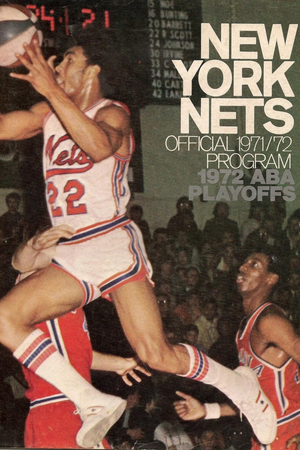1972 New York Nets season