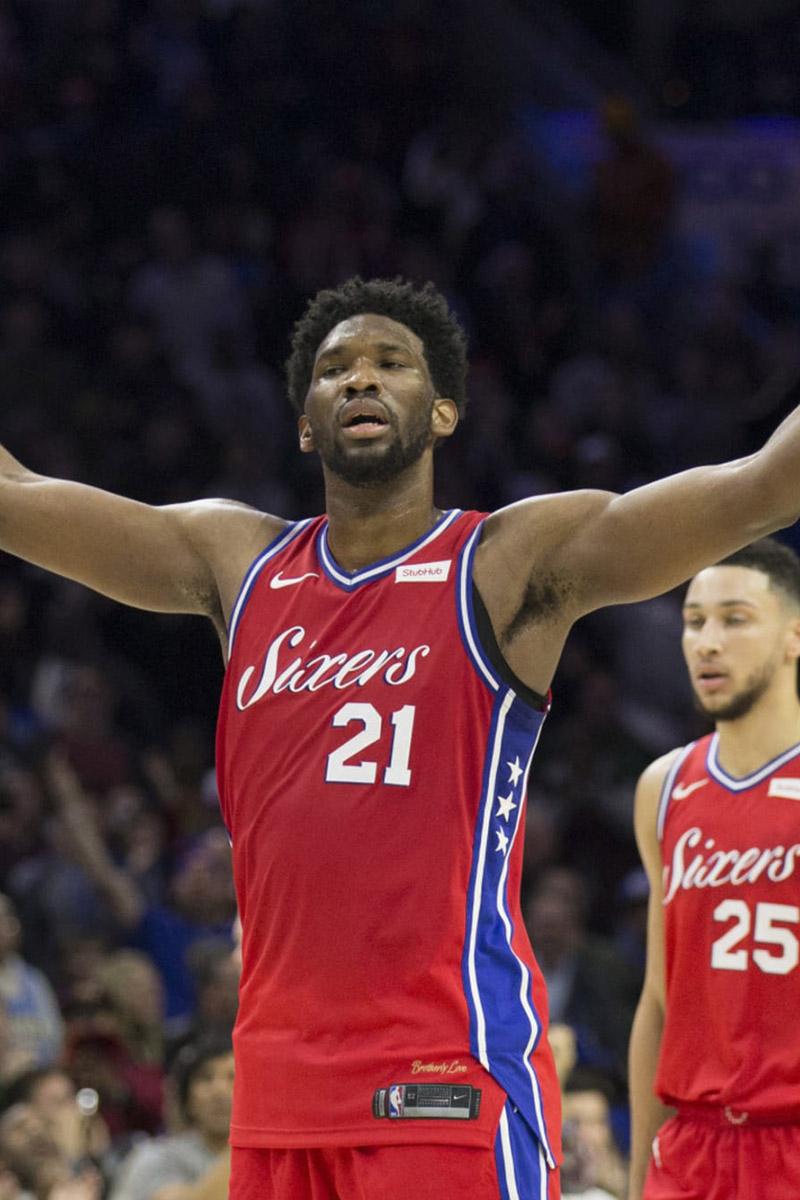 2018 Philadelphia 76ers season