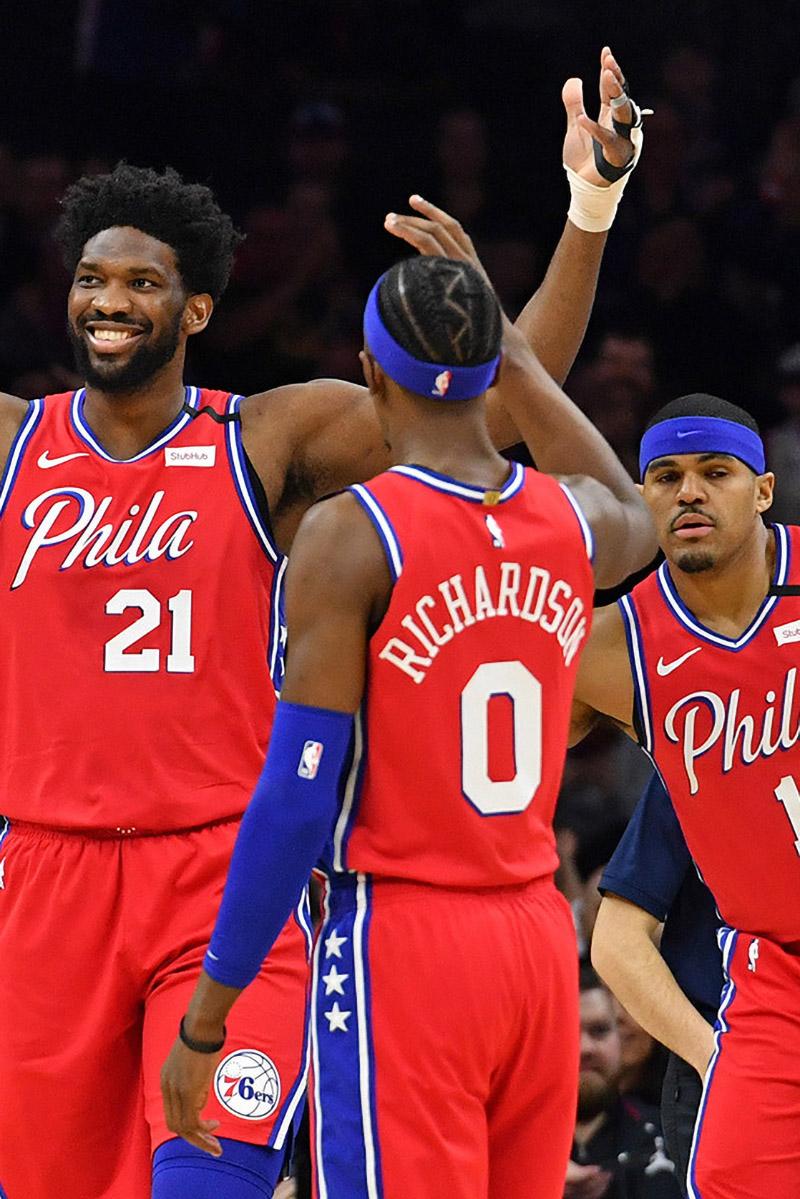 2020 Philadelphia 76ers season