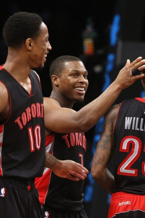 2014-15 Toronto Raptors Season