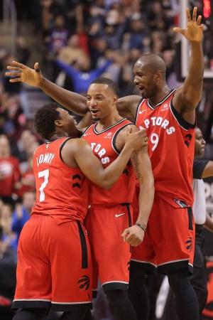2017-18 Toronto Raptors Season