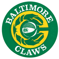 Baltimore Hustlers/Claws Logo