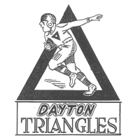 Dayton Triangles Logo