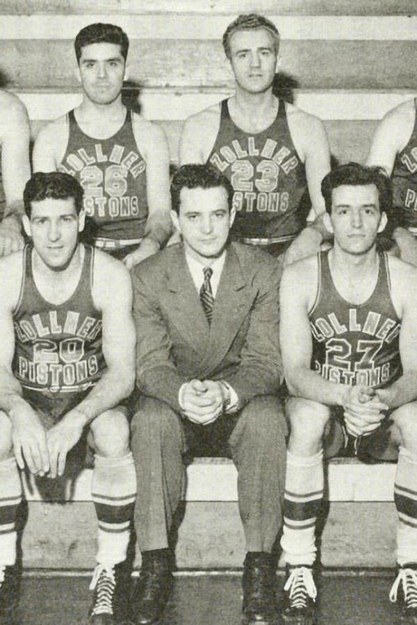 1944 Fort Wayne Pistons season
