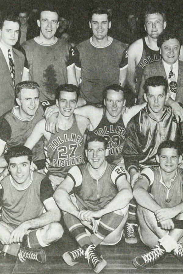 1946 Fort Wayne Pistons season