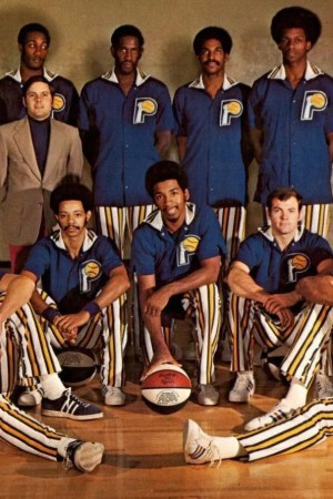 1971-72 Indiana Pacers Season
