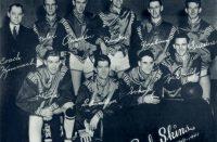 Sheboygan Redskins Entered In 1941 Basketball Tournament