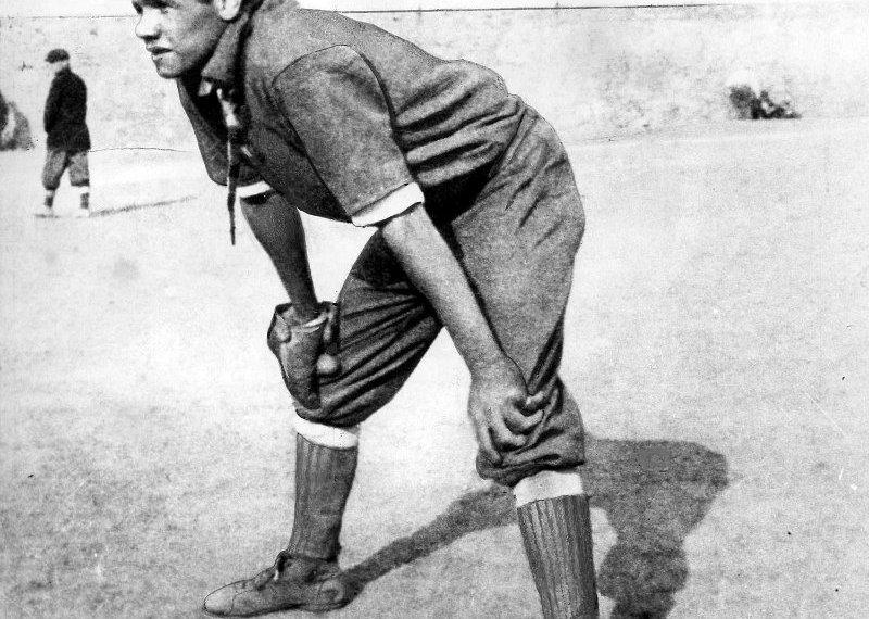 16 year old Babe Ruth