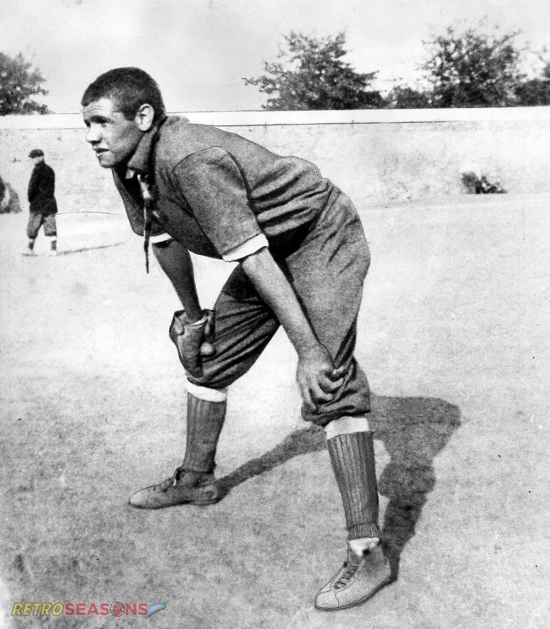 16 year old Babe Ruth St. Mary's School 1911
