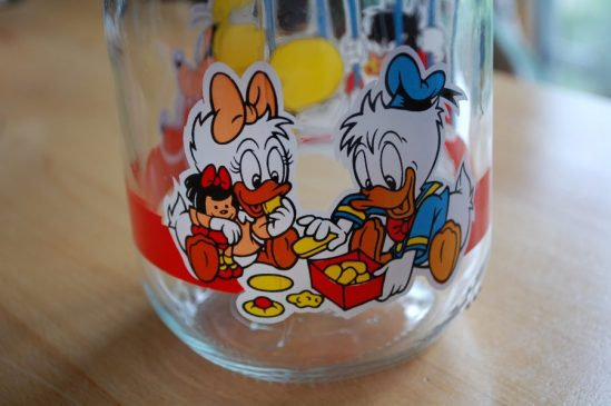 Disney Storage Jar
