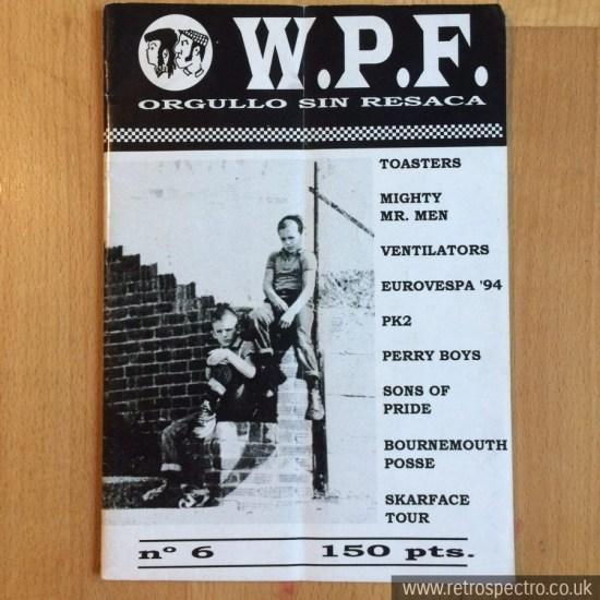 W.P.F. Skinhead fanzine